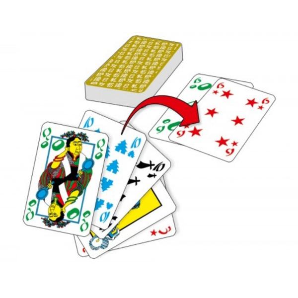 Kartenspiel Für 4 Spieler