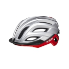 KED Helmsysteme - Champion Visor Silver Red M