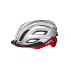 KED Helmsysteme - Champion Visor Silver Red L